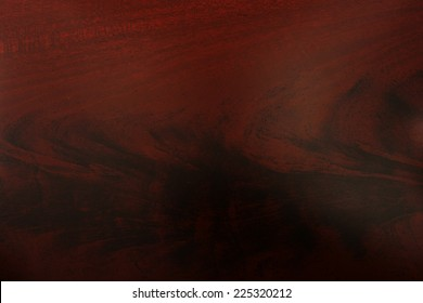 Mahogany wood grain texture pattern background