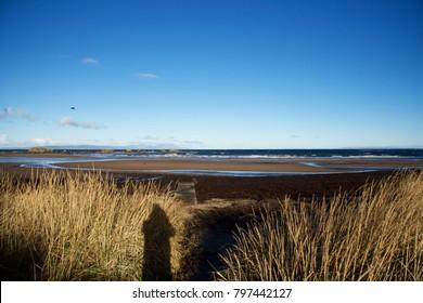 Maidens Beach Scotland