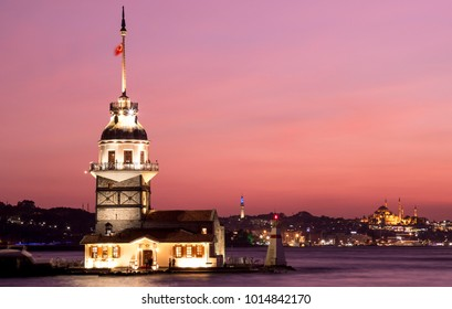 maiden's tower Istanbul 2017