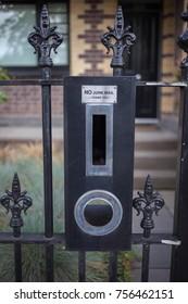 Mail box in Melbourne, Australia