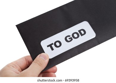 Mail to God, concept of religion, belief