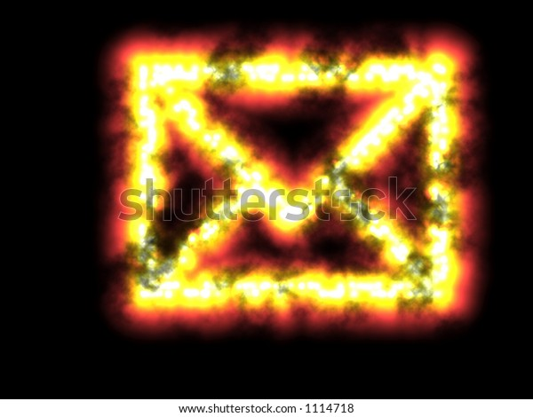 mailbomb mail bomb snail mail email internet explosion