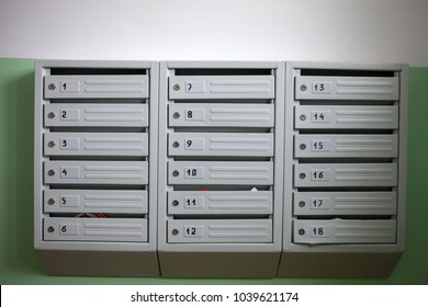 Mailbox Number Images, Stock Photos & Vectors   Shutterstock