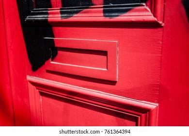 Mailbox in Melbourne, Australia