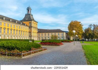 The main building of Bonn University