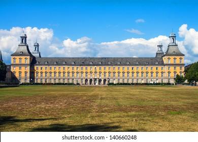 Main building of university in Bonn, Germany