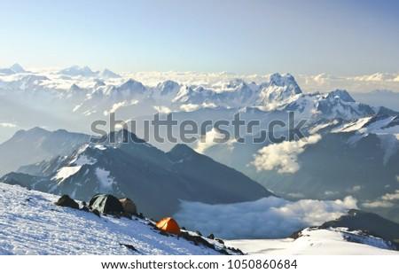 Main Caucasus and mt