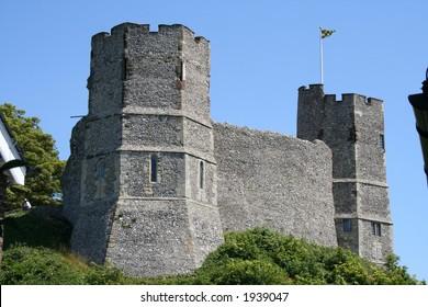 Main Keep, Lewes Castle