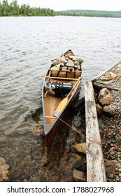 Main mode of transortation in the Boundary Waters Canoe Area Wlderness.