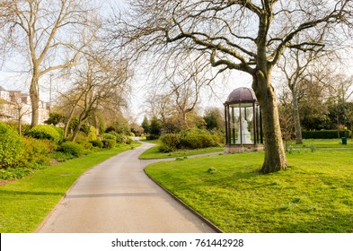 A Main Pathway Through Mowbray Park, Sunderland, Tyne & Wear