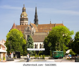 Main Square, Kosice, Slovakia