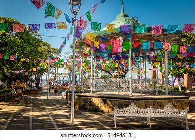 Main square - Puerto Vallarta, Jalisco, Mexico
