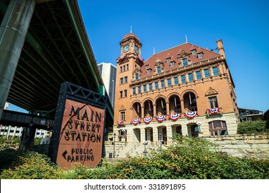 Main Street Station in Richmond VA, USA