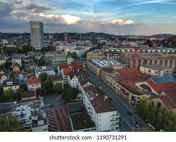 Main Street - Winterthur, Switzerland 2018