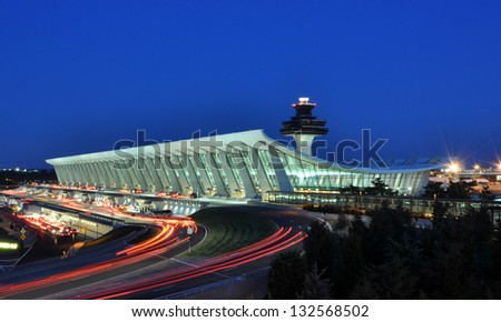 Main Terminal of Washington