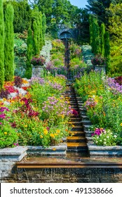 Mainau island at Bodensee, Germany