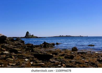 Maine Islands United States