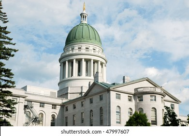 Maine State Capital Building