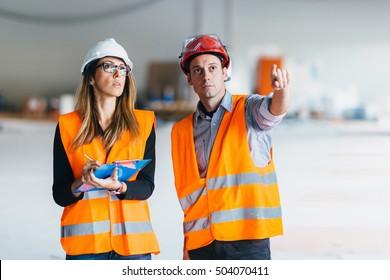 Maintenance Engineering on construction