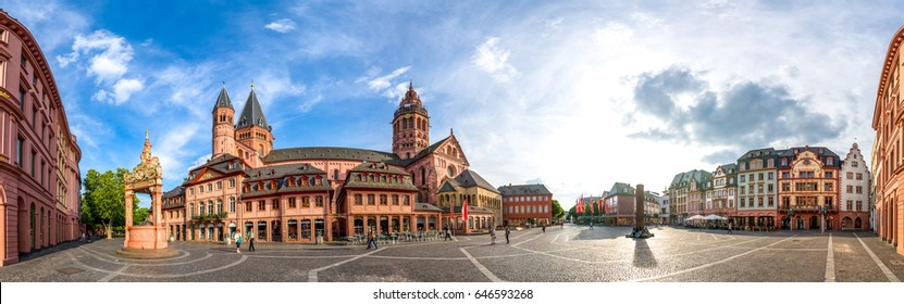 Mainz, Cathedral