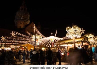 Weihnachtsmarkt Mainz.Mainz Weihnachtsmarkt Images Stock Photos Vectors Shutterstock