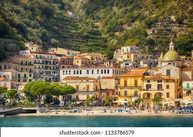 Maiori, Amalfi Coast, Italy