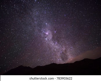 MAIPO CANYON. Cajón del Maipo, the view of the planets, neighboring galaxies and the most spectacular star clusters in the Milky Way. Cajón del Maipo is a canyon located in the Andes.