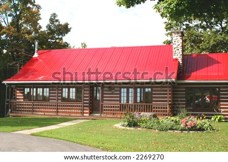 Maison Canadienne Stock Photo (Edit Now) 2269270 - Shutterstock