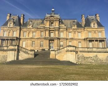Maisons Lafitte, France Maisons-Lafitte Castle