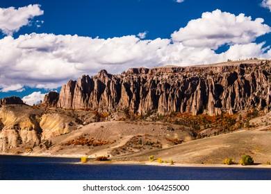 Majestic Colorado Mountain Landscape