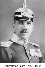 Major Franz von Papen was the German Military Attache in Washington, D.C. at the beginning of WW1. He was expelled for espionage in 1915. After the war he served as a diplomat, Chancellor, and then Vi