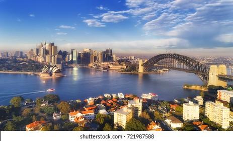 Major Sydney city landmarks