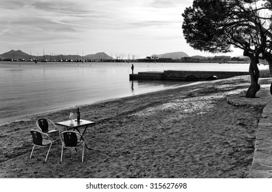 Majorca island. Spain