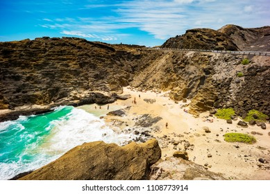 Makapuu Beach, Honolulu, Oahu, Hawaii