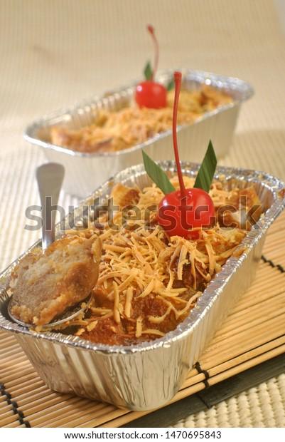 Makaroni Panggang Macaroni Schotel Stock Photo Edit Now 1470695843