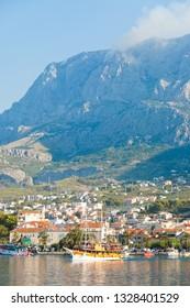 Makarska, Dalmatia, Croatia, Europe - Life is beautiful at the Riviera of Makarska