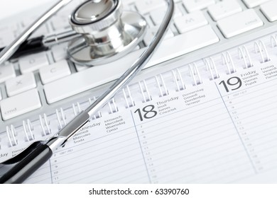 make an appointment with your doctor