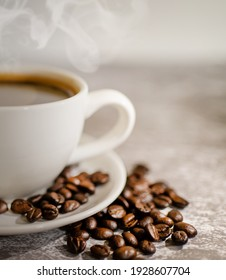 make coffee with fresh material