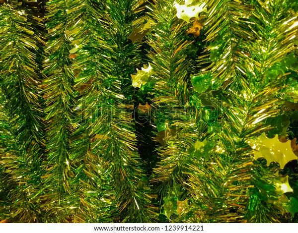 Make Delightful Christmas Ornament Elegance Thick Stock Photo Edit