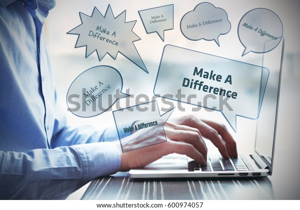 Make A Difference, Business Concept