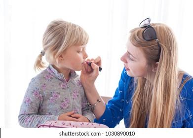 Make up for little girl
