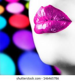 Make up show concept