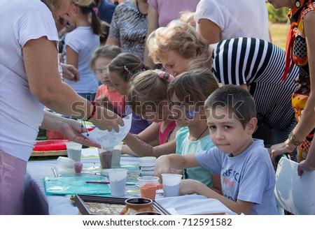 Minerals of Ukraine for schoolchildren