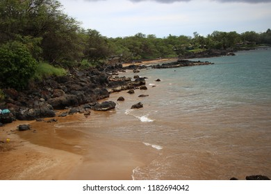 Makena Landing Park Maui Hawaii
