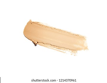 Make-up foundation bb-cream smudge powder creamy background
