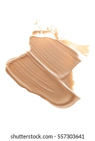 Makeup foundation blur