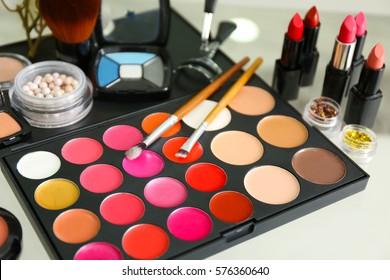 Makeup Kit Images Stock Photos Vectors Shutterstock