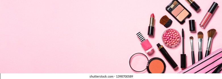 20+ Latest Background Spanduk Kosmetik