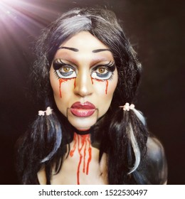 Doll+makeup témájú képek, stockfotók és vektorképek