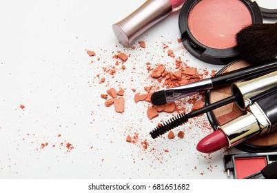 Makeup. Make-up Set